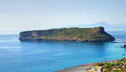 Isola di Dino a Praia a mare