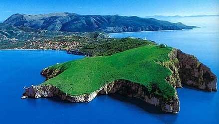 Parco Nazionale del Cilento: Capo Palinuro.