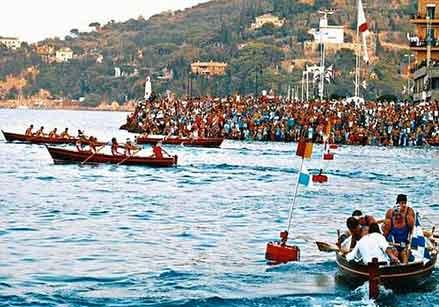 Porto Santo Stefano: il Palio dell'Argentario