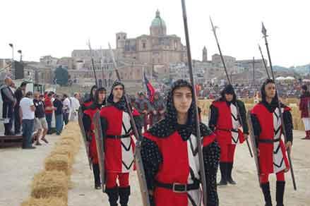 Il Palio dei Normanni di Piazza Armerina