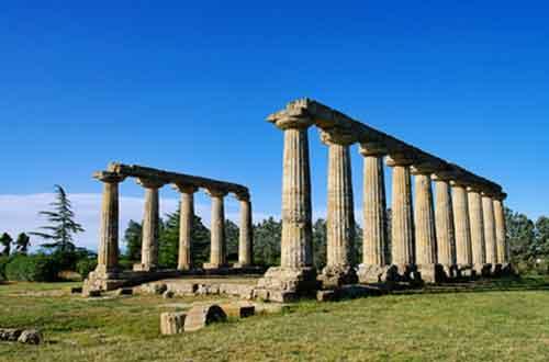 Parco Archeologico di Metaponto.