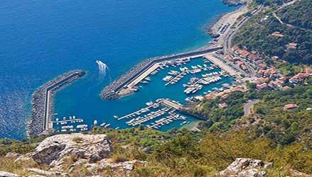 Il porto di Maratea