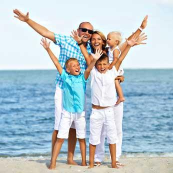 Villaggi vacanze su misura per bambini